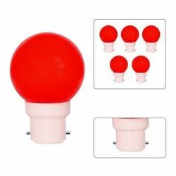 0.5 W Red LED Night Bulb