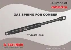 Gas Spring For Comber Machines
