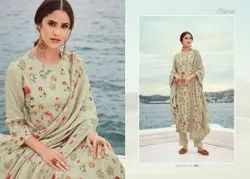 Bunai By Itrana Pashmina Fantastic Winter Wear Salwar Kameez