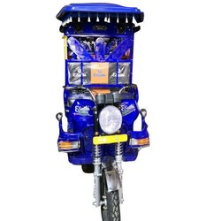 Three Wheeler Battery Operated Rickshaw