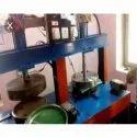 Banana Leaf Plate Making Machine
