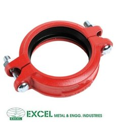 Grooved Coupling / GROOVED END PIPE COUPLINGS
