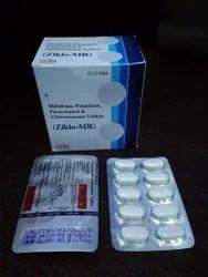 Diclofenac Paracetamol Chlorzoxazone Tablets