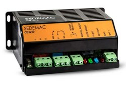 Sedemac CB1210 Genset Battery Charger