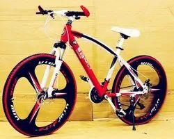 BMW SLEEK DESIGN RED MTB CYCLE
