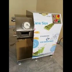 Semi-Automatic Sugarcane Juice Machine, For Industrial