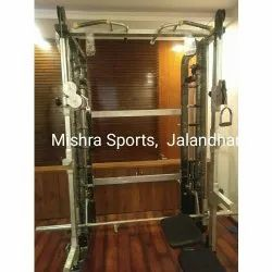 SS Functional Trainer Smith Machine