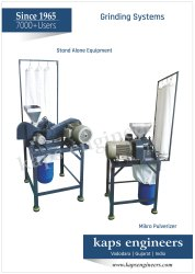Icing Sugar Pulverizer