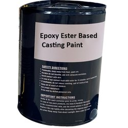 Epoxy Ester Based Casting Paint