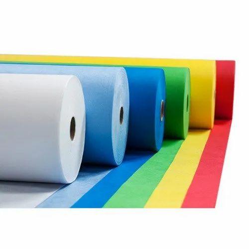 Plain Spun Bonded Non Woven Fabric
