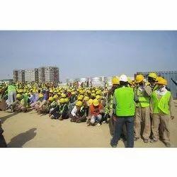 Male Construction Labor Service