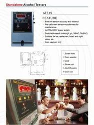 Standalone Alcohol Tester