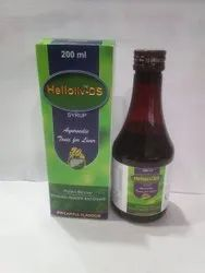 Helloliv-DS Syrup(Ayurvedic Tonic For Liver)
