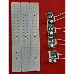 10W T Bulb Driver With MCPCB