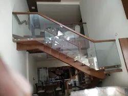 12 mm Glass Railing