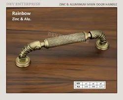 Zinc and Aluminum Main Door Handle