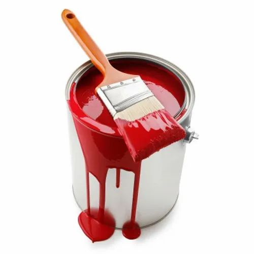 Heat Resistant Aluminium Paint, Brush