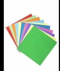 Fluorescent Colour Plain Paper Sheet, Size: A4, 150 Sheets Per Pack