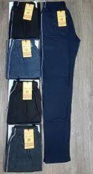 Boy Hosiery Track Mens Pants, Size: L To 5xl
