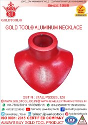 Aluminium Necklace Mandrel