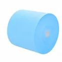 Blue Color Sanitary Pad Usage Hydrophilic PP Spun Bond Non Woven Fabric