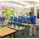 Industrial Offline School Housekeeping Services