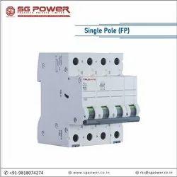 MCB Single Pole (FP)