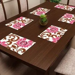 Old Decor Placemat For Dinner Parties, Summer & Outdoor Picnics