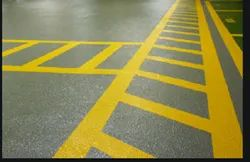 Commercial Building Epoxy Anti Skid Flooring Services, Anti-Skidding