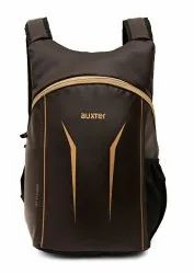 Rexine Brown Casual Bag, Number Of Compartments: 1, Bag Capacity: 15 Litre