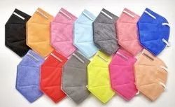 Multicolour N95 Facemasks