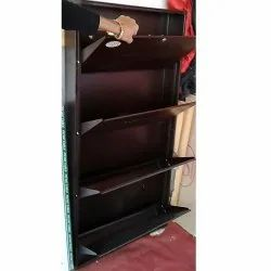 4 Shelves Home Wall Mounted Shoe Rack