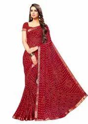 Casual Wear Ladies Bandhani