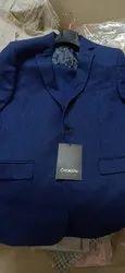 Linen A-Line Oxemberg Original Suit, Dry Clean