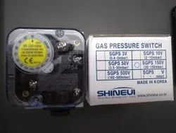 SHINEUI Gas Pressure Switches