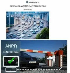ANPR automatic number plate recognition