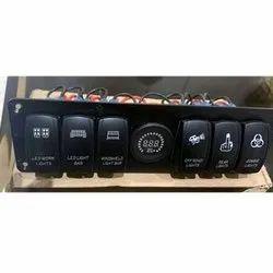 Single Phase 3 Amp Thar/gypsy switch pannel kit, 12V