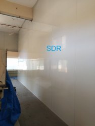 Sandwich Puff  Clean Wall  Partition Panel