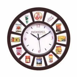 Multicolor GBP-07 Promotional Wall Clock