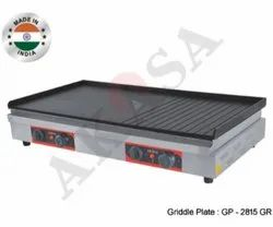 Akasa Indian Electric Griddle Plate 28 x 15 inch