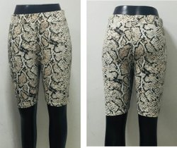 Women Trousers Stock Lot Ladies 3 4th Casual Pants