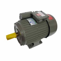 Bhumidhan 2HP Single Phase Electric Motor, IP Rating: IP21, Voltage: 240V