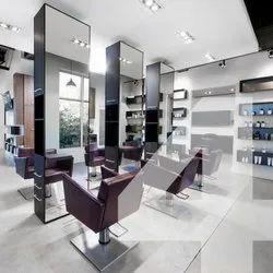 Saloon Interior Designing