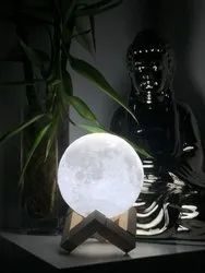 Colorful Moon Lamp