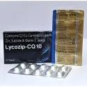 Coenzyme Q10 L Carnitine Lycopene Zinc Sulphat And Vitamin E Tablet