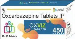 Oxcarbazipine 450 Mg Tablets (Oxviz 450)