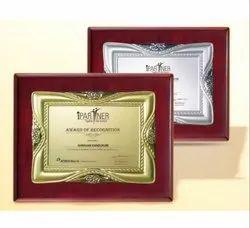 FP 10628 Metal Plate Memento