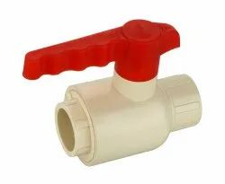 King Medium Pressure CPVC Ball Valve, Size: 2 - 4 Inch, Packaging Type: Box
