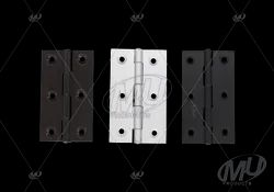 Door Hinges, Thickness: 2.1 - 2.5 mm, Size: 75 Mm