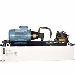 MS High Pressure Hydraulic Power Pack